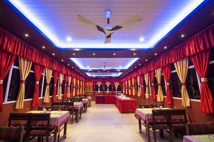 The Dawn – Multi cuisine restaurant