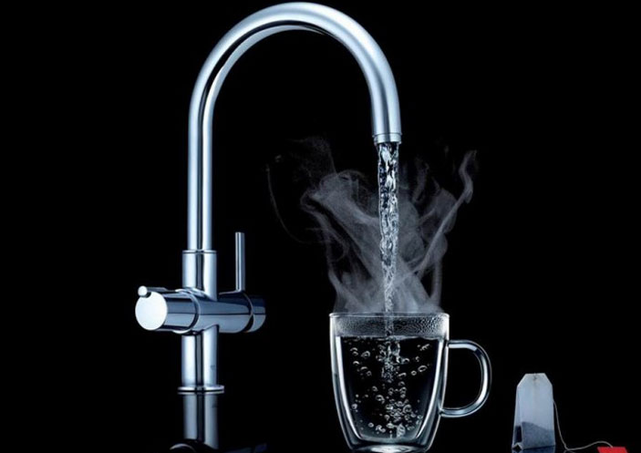 24 hour Hot water facility
